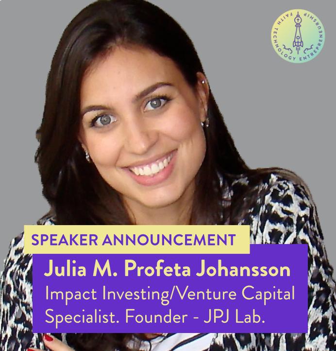 Speaker Announcement Julia color